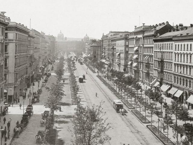 Die Wiener Ringstraße: Kreislauf der Pracht