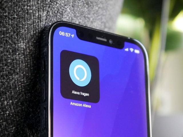 Amazon Alexa: Das neue iOS-Widget ist kaum ein Vorteil