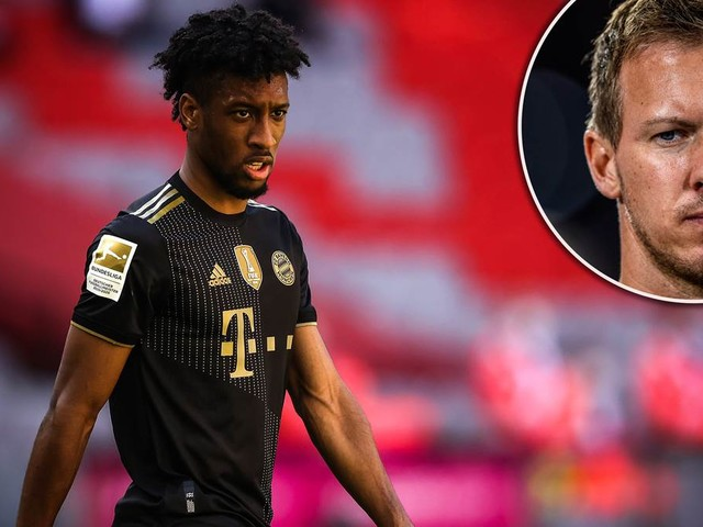 Bayern-Trainer Nagelsmann verrät: Das ist der Plan mit Coman