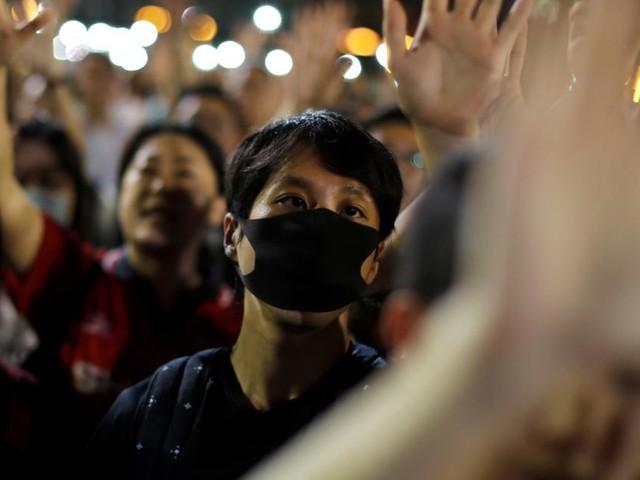 """Hongkong: """"Wir hoffen auch auf Antworten aus Europa"""""""