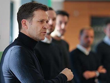 """DFB-Team: Bierhoff: """"Will kein Untergangsszenario"""""""