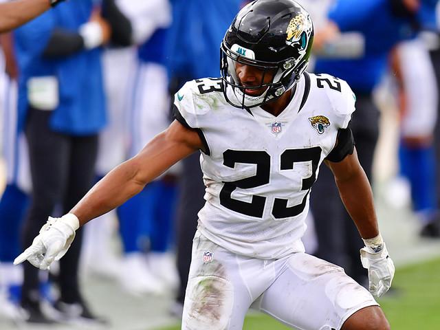NFL: Jaguars traden Henderson nach Carolina