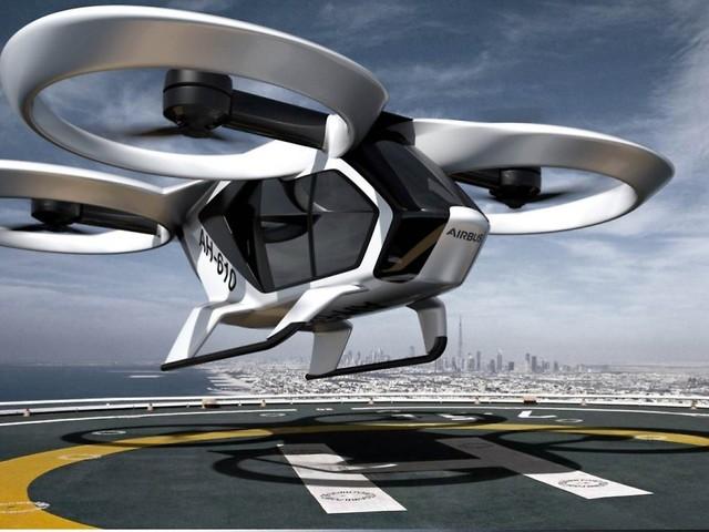 Ab 2025 Realität?: Das Geschäftsmodell Flugtaxi boomt