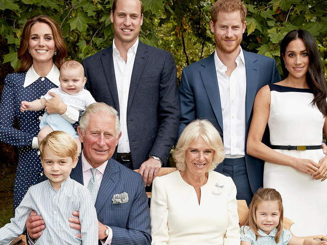 Neue Familienfotos für Charles' 70. Geburtstag