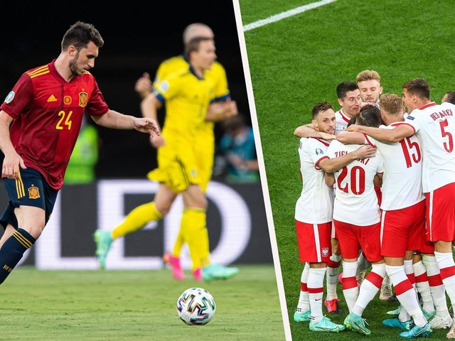 EM 2021: Spanien gegen Polen live im TV und Online-Stream sehen