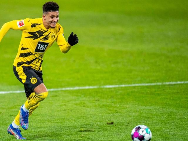 Jadon Sancho wechselt von Borussia Dortmund zu Manchester United