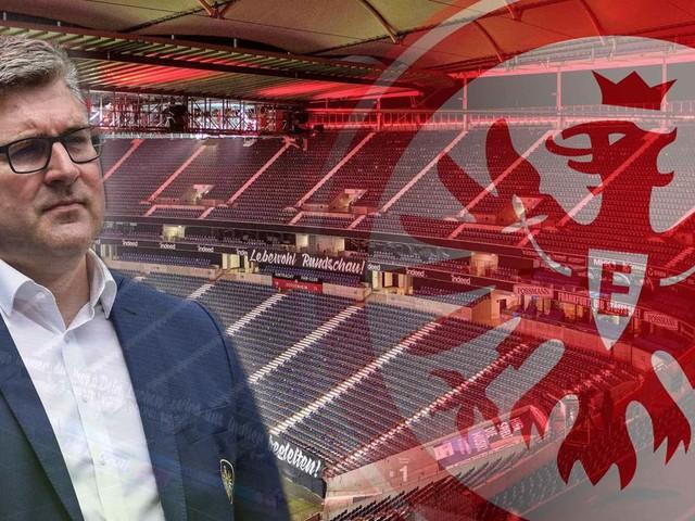 Mehr als 50.000 Zuschauer? Frankfurt hofft im Heimspiel gegen Hertha auf volles Stadion