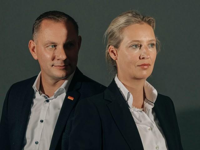 Alice Weidel und Tino Chrupalla (AfD): Der Versuch einer großen Täuschung