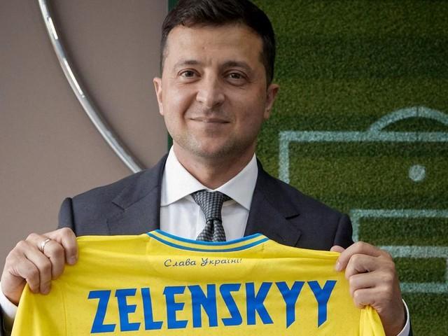 EM 2021: Nach russischer Beschwerde: Uefa fordert Ukraine auf, Trikots zu ändern