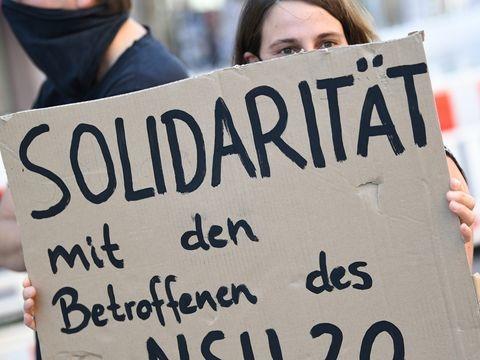 """Rechtsextremismus: Drohmail-Affäre """"NSU 2.0"""" - Anklage gegen Ex-Polizisten"""