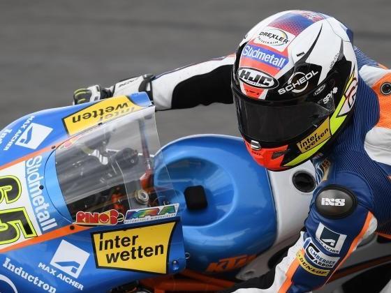 Moto3: Philipp Öttl holt erstes Saison-Podium