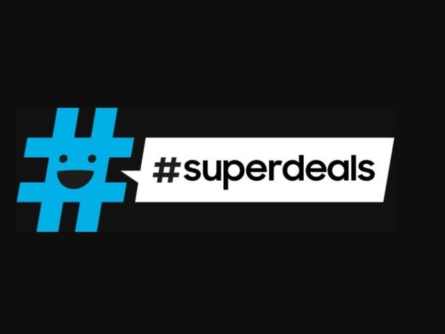 Superdeals: Samsung mit weiteren Cashback-Aktionen