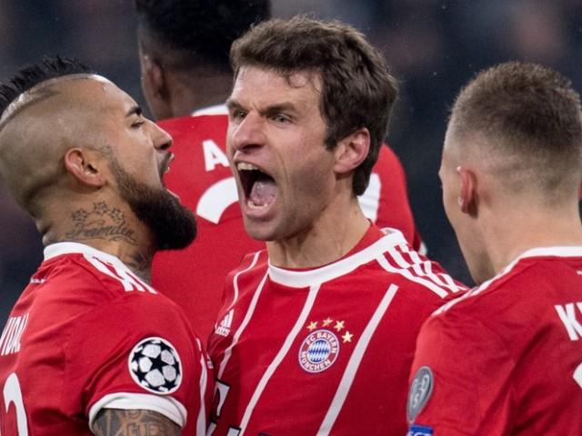 FC Bayern startet mit lockerem 5:0 in die K.o.-Phase