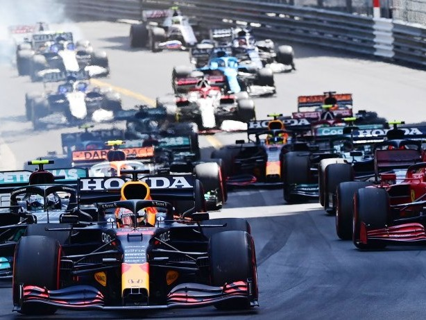 Formel 1: Formel 1: Verstappen siegt in Monaco - Vettel Fünfter