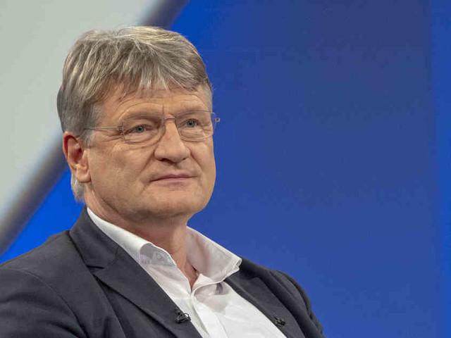 TV-Talk bei Maischberger: AfD-Chef Meuthen gibt Merkel die Schuld am Brexit