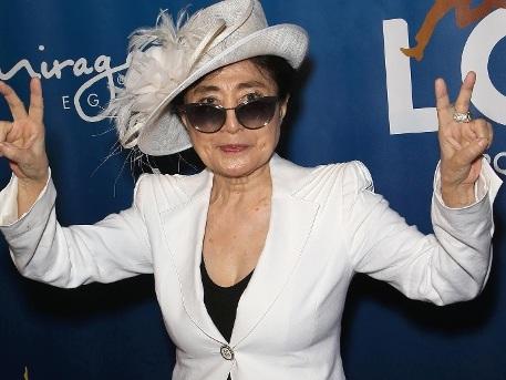 """Lennon-Witwe Yoko Ono gewinnt gegen """"Yoko Mono"""""""
