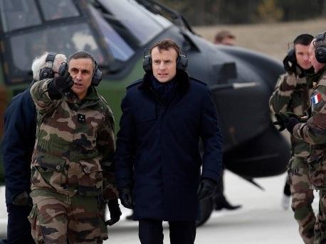 Frankreich will Deutschland keinen nuklearen Schutz garantieren