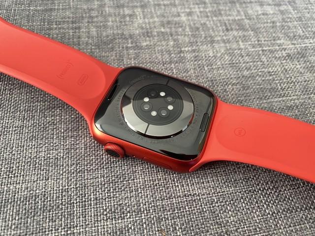 Blutsauerstoffsensor der Apple Watch 6 überzeugt in Studie