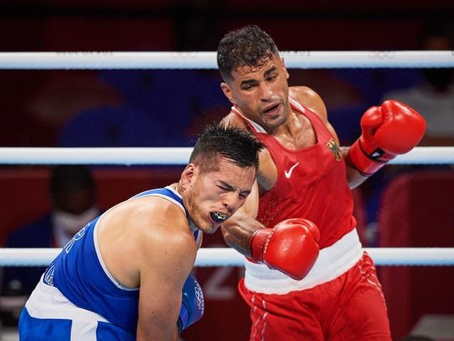 """""""Ich war immer der untalentierte Boxer"""": Ammar Riad Abduljabbar scheidet im Olympischen Viertelfinale aus und will jetzt zu den Profis"""
