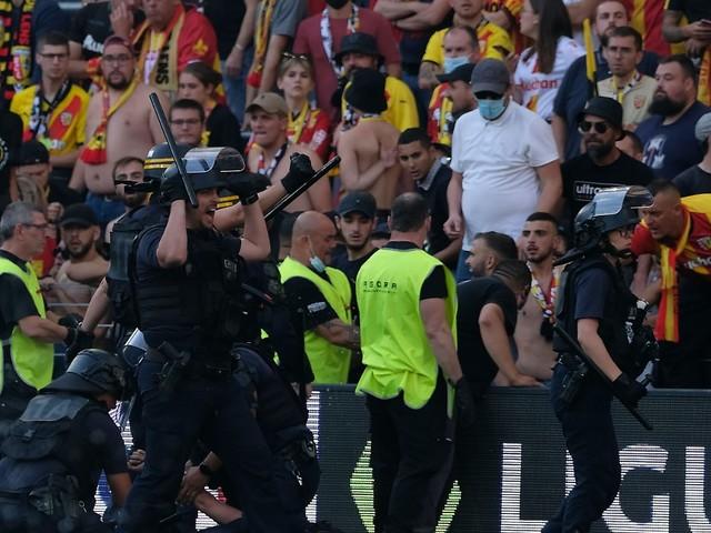 Zwei Geisterspiele für Lens: Liga reagiert auf Frankreichs Gewaltproblem