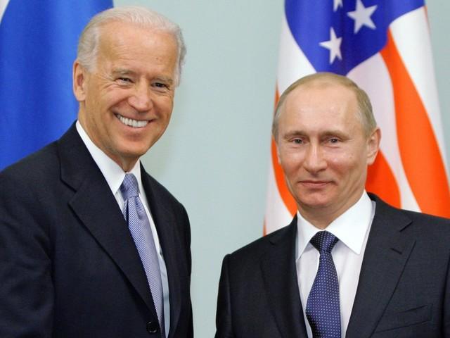 US-Präsident: Biden schlägt Putin in Telefonat Gipfeltreffen vor