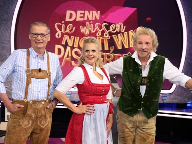 """""""Denn sie wissen nicht was passiert"""": Jauch verliert Hose, Schöneberger lästert"""