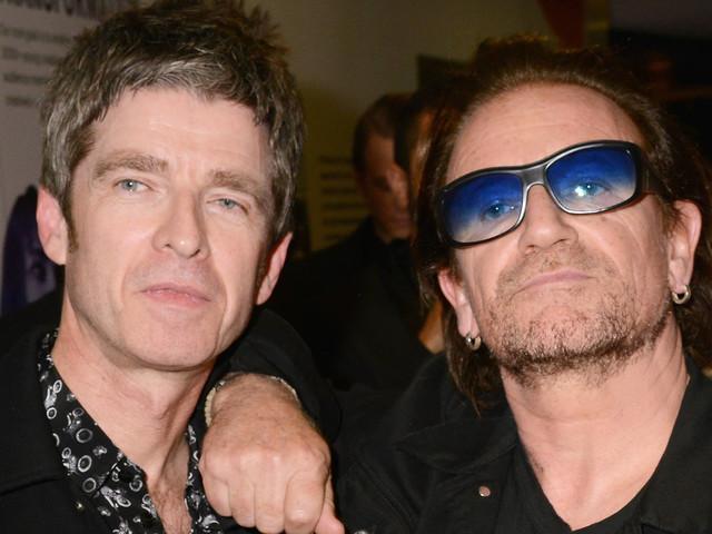 Noel Gallagher erklärt endlich, warum viele Bono nicht mögen
