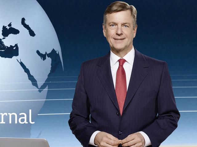 """ZDF: """"Heute journal""""-Moderator Claus Kleber hört auf – nach 19 Jahren"""