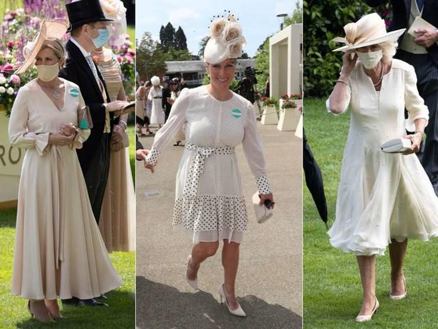 Royals in Ascot: Die schönsten Looks der royalen Damen