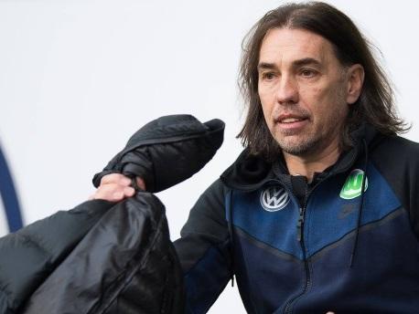 Martin Schmidt tritt als Trainer in Wolfsburg zurück