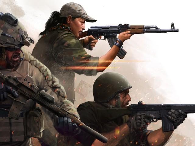 Insurgency: Sandstorm - Demnächst auf PS4 & Xbox One; mit erweiterter Abwärtskompatibilität für PS5 & Series