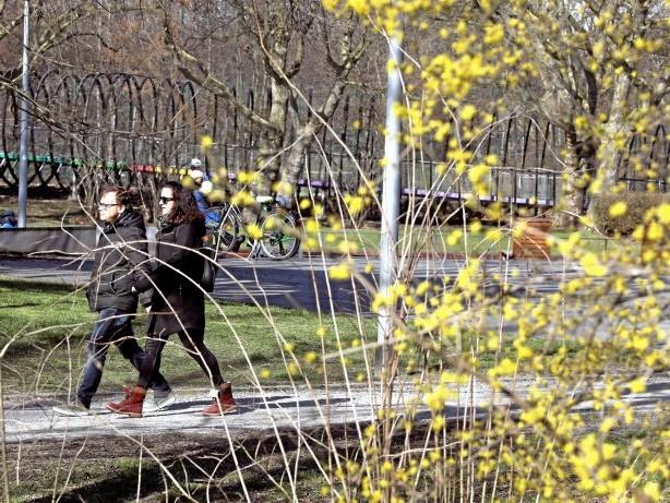 Umweltschutz: Naturschützer schwingen Spaten für mehr Grün in Oberhausen