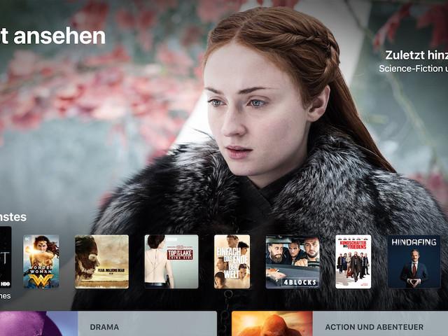 Apple´s TV-App kommt in sieben neue Länder – auch nach Deutschland
