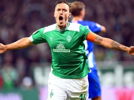 3:1 gegen Hertha: Werder Bremen gewinnt Bundesliga-Topspiel