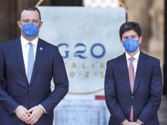 G20 beraten über Pandemie: Impfen soll nicht Privileg weniger sein