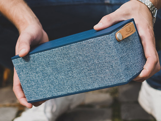 Fresh 'n Rebel ROCKBOX BRICK XL: Lautsprecher im Backsteinformat # GadgetStyle