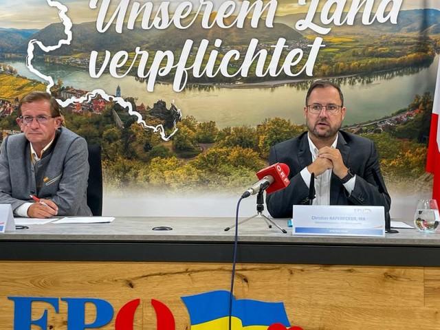 Jetzt schaltet sich die FPÖ im Kampf um die Traisental-Schnellstraße ein