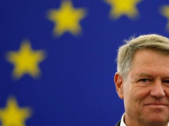 "Rumäniens Präsident Iohannis: ""Ich kämpfe gegen Korruption"""