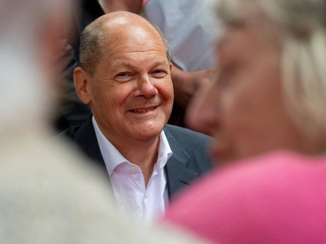 Scholz nennt Steuersenkungspläne der Union unmoralisch