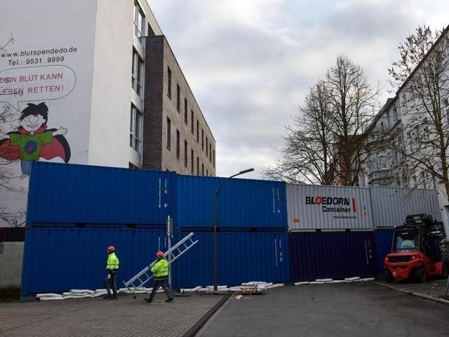 Vierfacher Bombenverdacht: Fliegerbomben: 14.000 müssen Wohnung in Dortmund verlassen