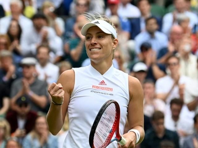 Wimbledon, Viertelfinale - Angelique Kerber gegen Karolina Muchova im Live-Ticker: Duell ums Halbfinale