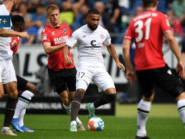 Hannover 96 gegen den FC St. Pauli – Die Highlights im Video