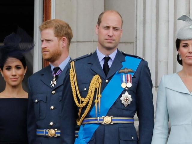 Harte Worte der verfeindeten Brüder Prinz William und Harry