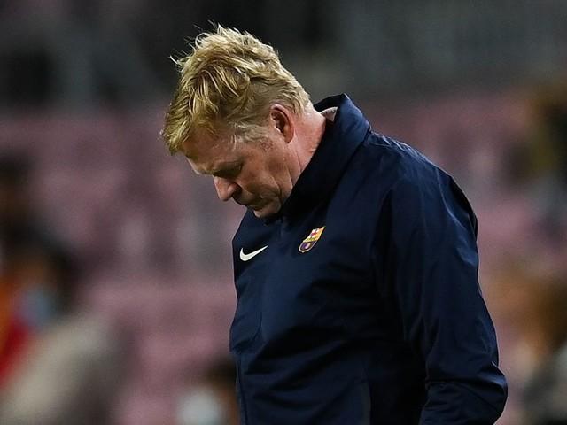 """FC Barcelona - """"Wie ein alternder Tim"""": Spanische Presse spottet über Ronald Koeman"""