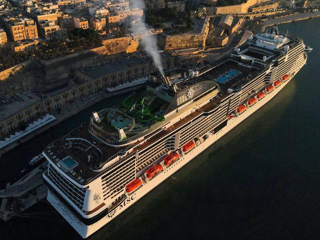 MSC Cruises: Erste Reederei will ab Juni wieder Kreuzfahrten von Deutschland aus anbieten