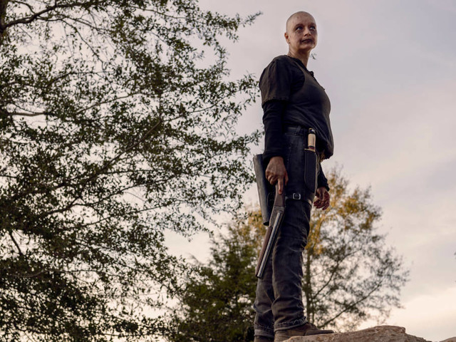 "Kritik: ""The Walking Dead"", Staffel 9, Folge 15: Warum das Blutbad so nicht funktioniert"