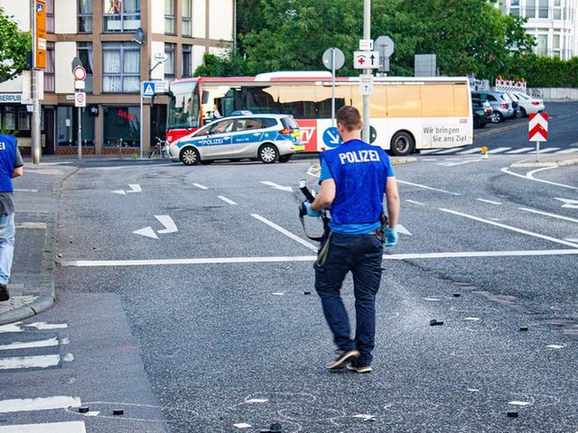 Blutige Auseinandersetzung nach Streit in Hofheimer Restaurant