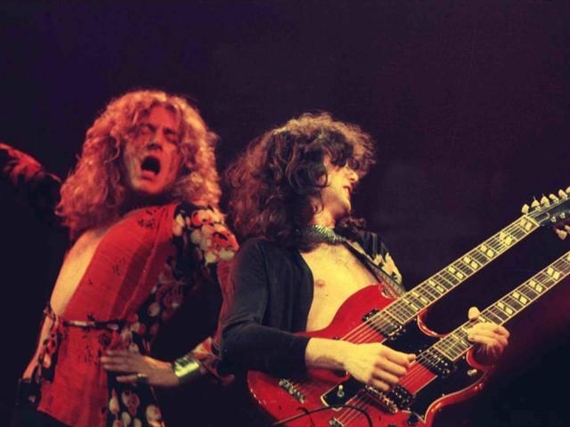 Zum 50. Jubiläum: Led-Zeppelin-Reunion? Robert Plant redet Klartext