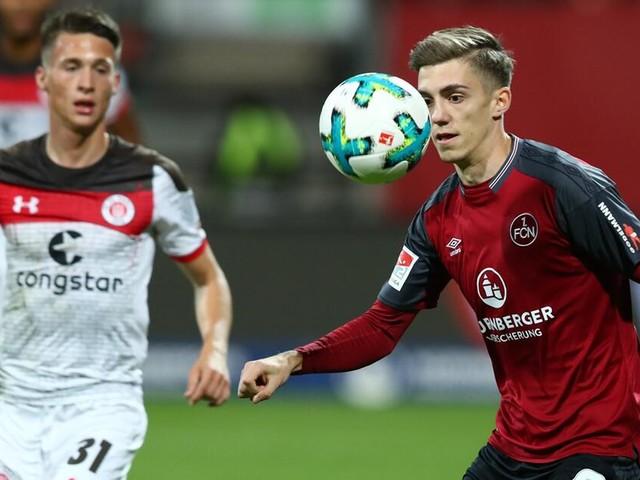 2. Bundesliga: FC St.Pauli springt in Spitzengruppe - 1:0 beim 1. FC Nürnberg
