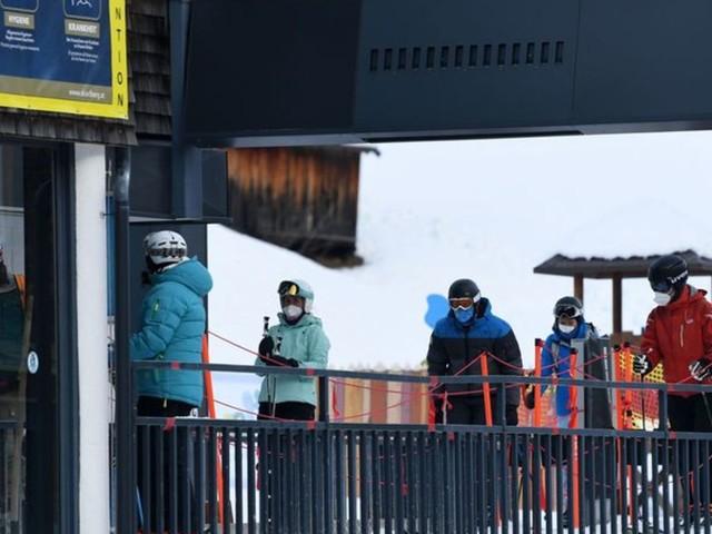 Corona-Pandemie: Österreich: 3G-Regel für Skipisten in der Wintersportsaison